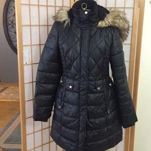 Jones New York Puffer Coat